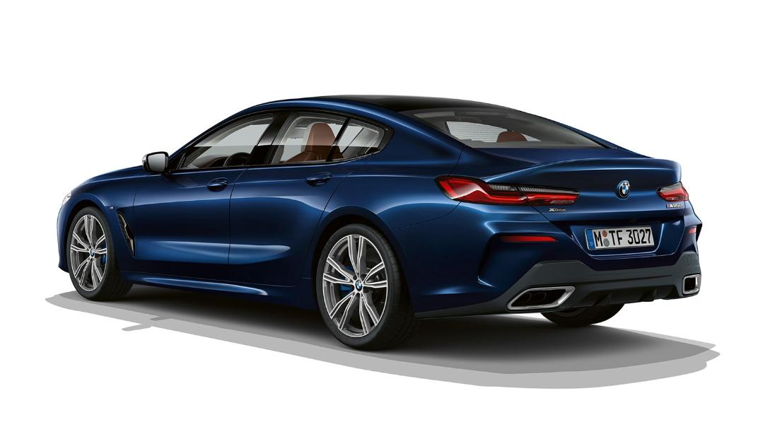 BMW 8 Series Coupe 840i Gran Coupe Exterior 017