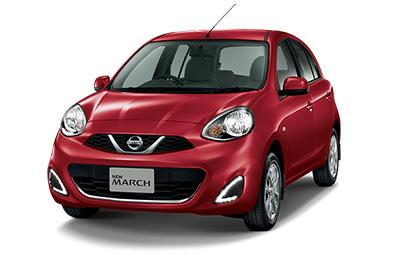 Nissan March 1.5L AT