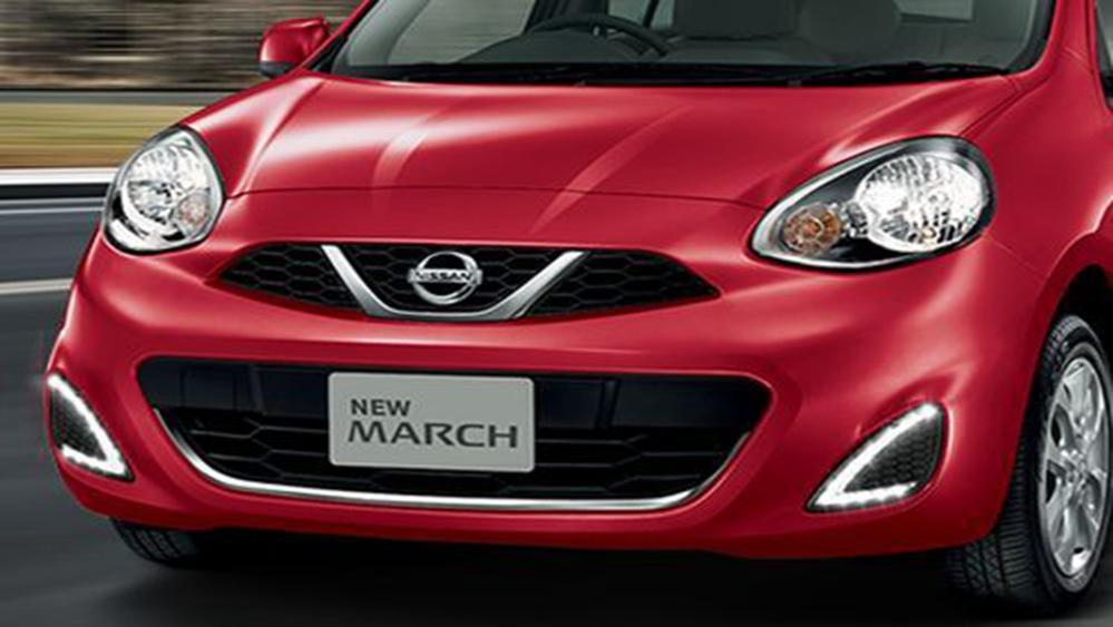 Nissan March 2019 Exterior 006