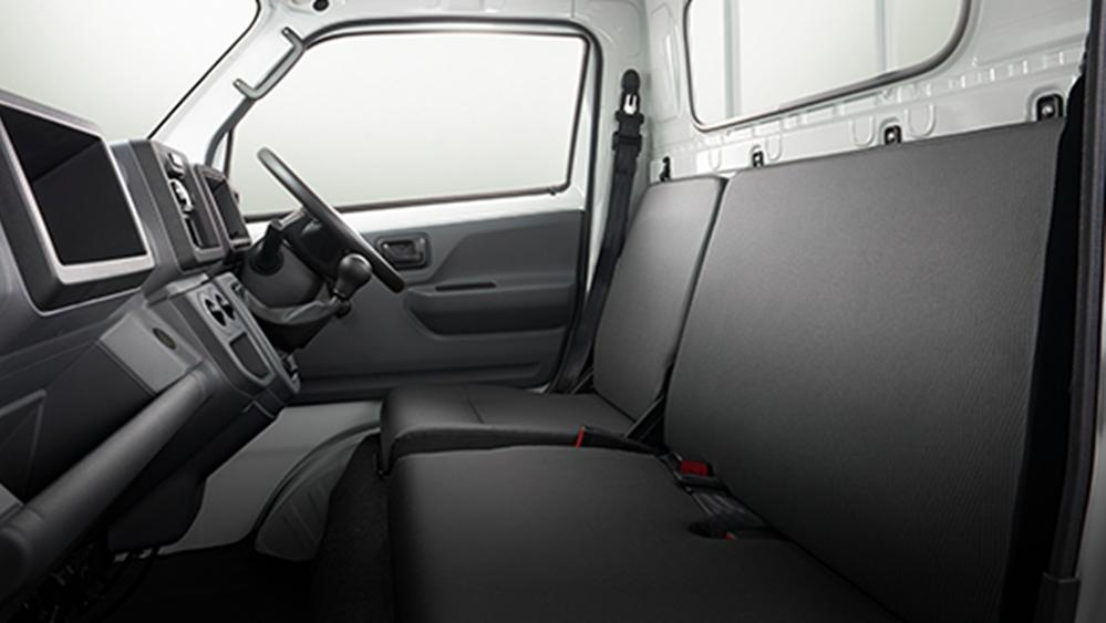 Suzuki Carry 2019 Interior 006
