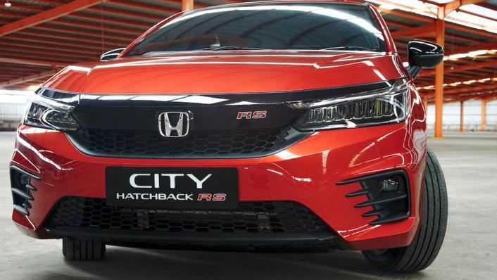 2021 Honda City Hatchback Exterior 002