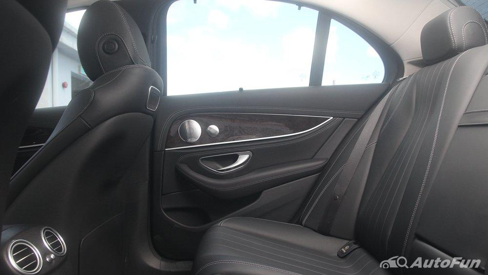 Mercedes-Benz E-Class 2019 Interior 038