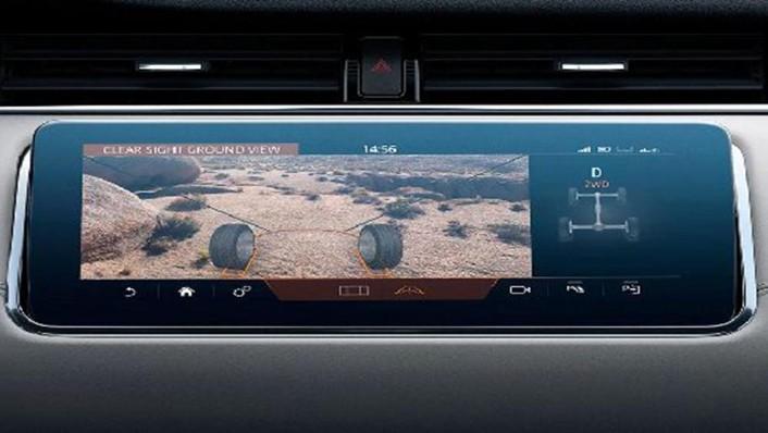 Land Rover Range Rover Evoque 2019 Interior 007