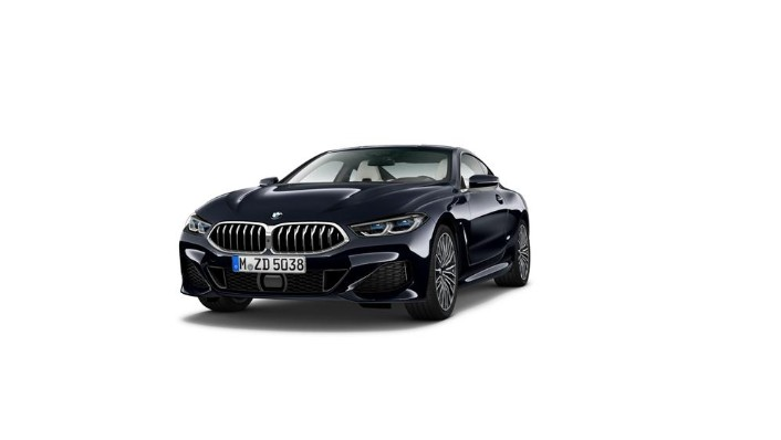 BMW 8 Series Coupe 2019 Exterior 001