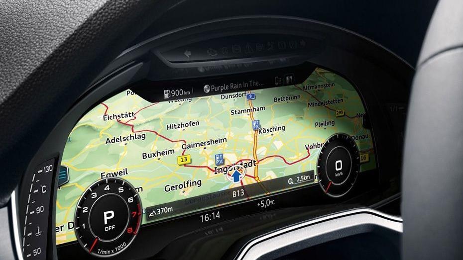 Audi Q7 2019 Interior 002