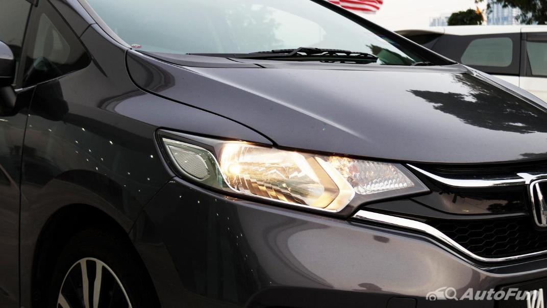 Honda Jazz 2019 Exterior 009