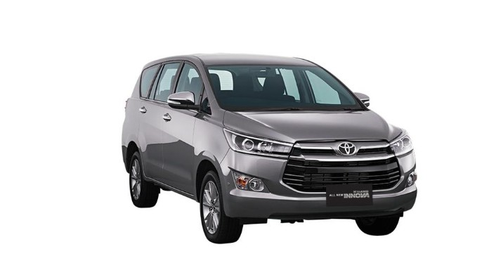 Toyota Kijang Innova 2019 Exterior 010
