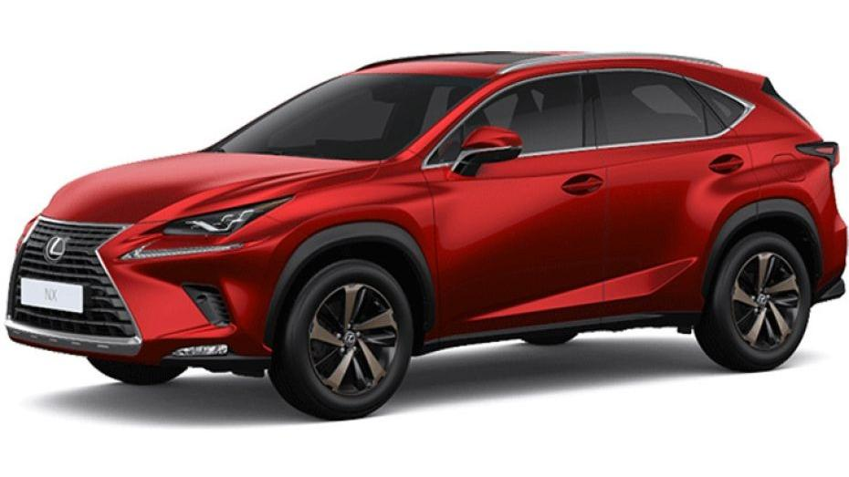 Lexus NX 2019 Others 007