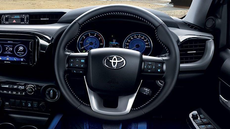 Toyota Hilux 2019 Interior 043