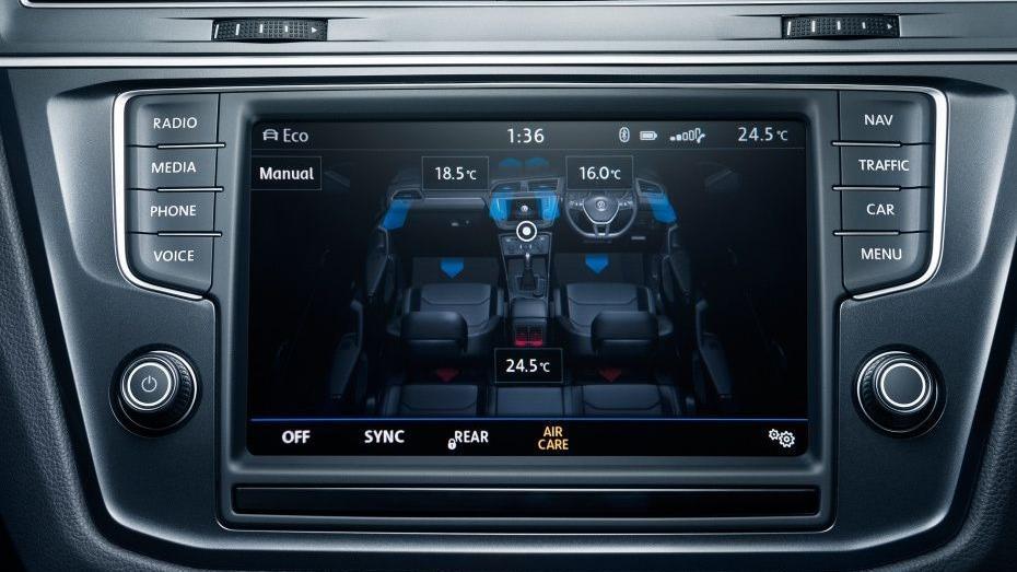 Volkswagen Tiguan 2019 Interior 088