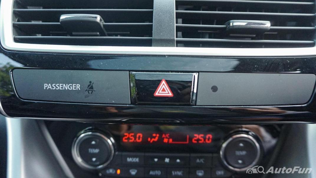 Mitsubishi Eclipse Cross 1.5L Interior 029