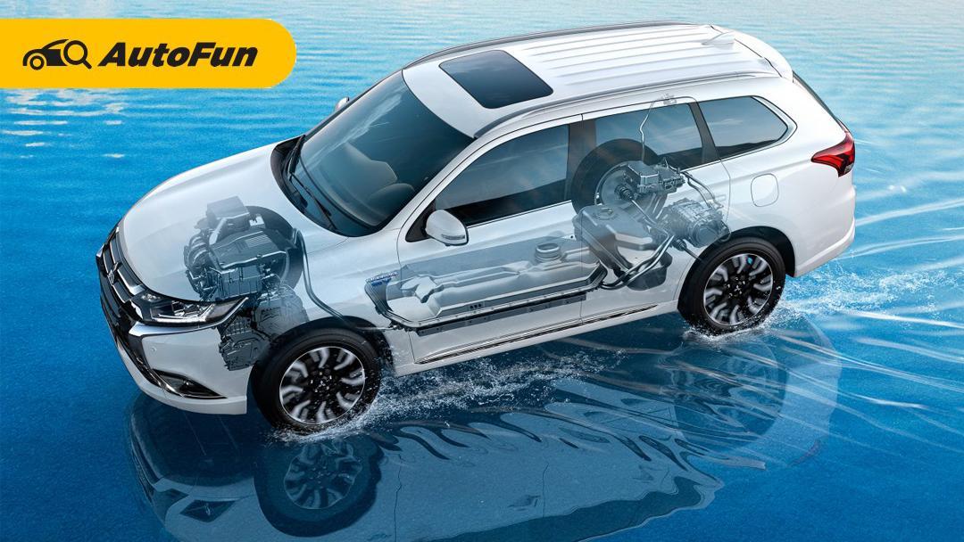 Tak hanya Mitsubishi Xpander Hybrid, Seluruh Model Mitsubishi akan Dapatkan Varian Listrik pada 2030 01