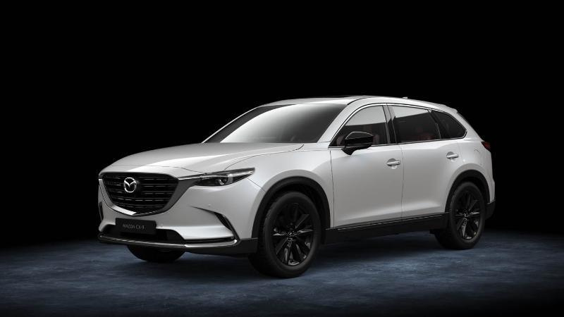 Meski Minimalis, Mazda Luncurkan CX-5 dan CX-9 Kuro Edition Yang Lebih Keren 02