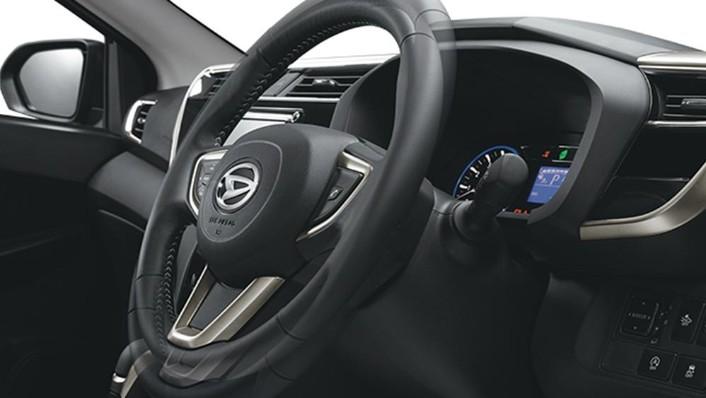 Daihatsu Sirion 2019 Interior 003