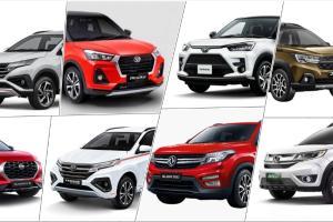 Bosen Ngomongin Toyota Raize dan Daihatsu Rocky, Ini Pilihan SUV Rp200 Jutaan Lainnya!