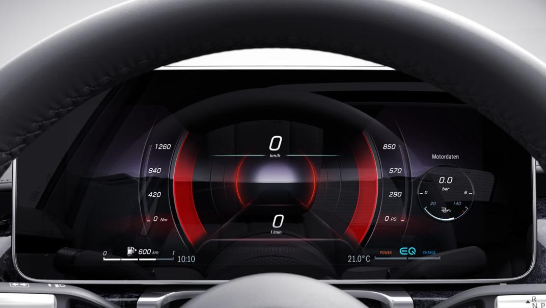 2021 Mercedes-Benz S-Class S 450 4MATIC Luxury Interior 003