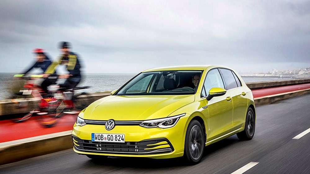 Volkswagen Golf 2019 Exterior 080