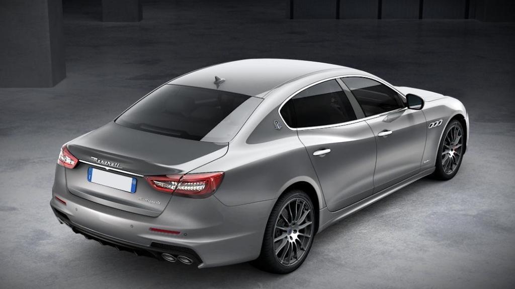 Maserati Quattroporte 2019 Exterior 014