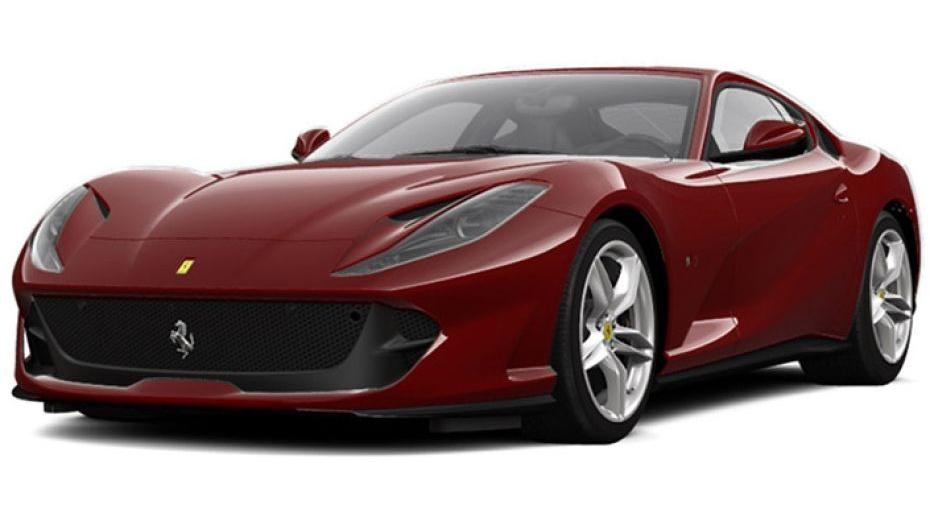 Ferrari 812 Superfast 2019 Others 007