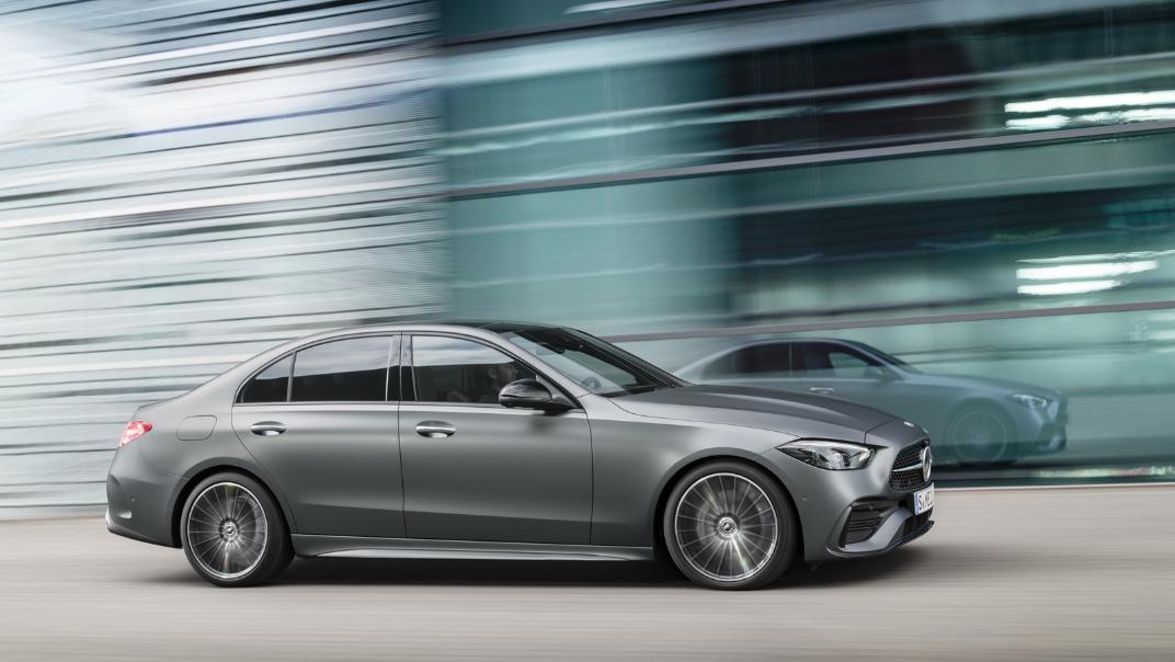 2021 Mercedes-Benz C-Class W206 Upcoming Version Exterior 041