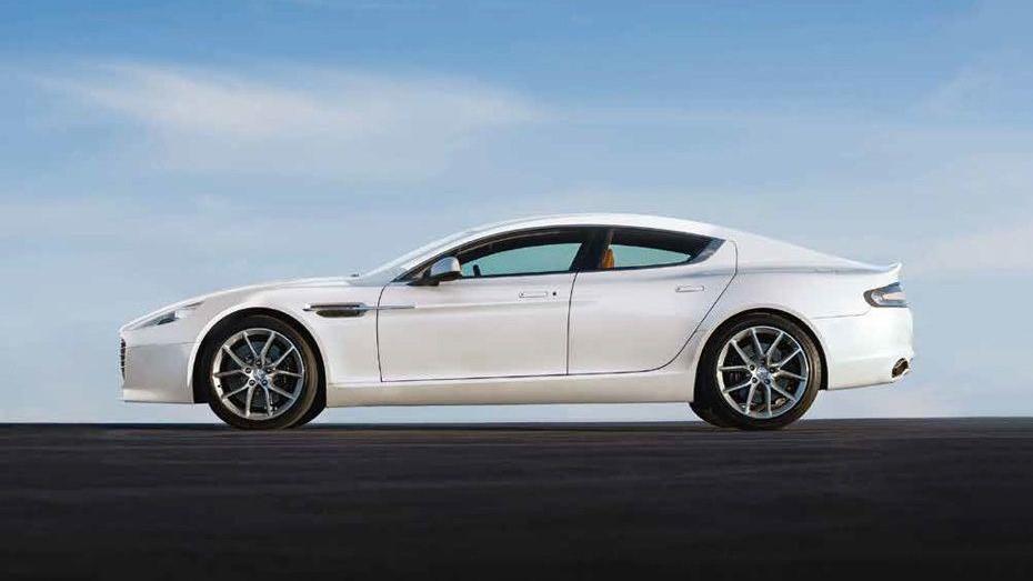 Aston Martin Rapide S 2019 Exterior 010