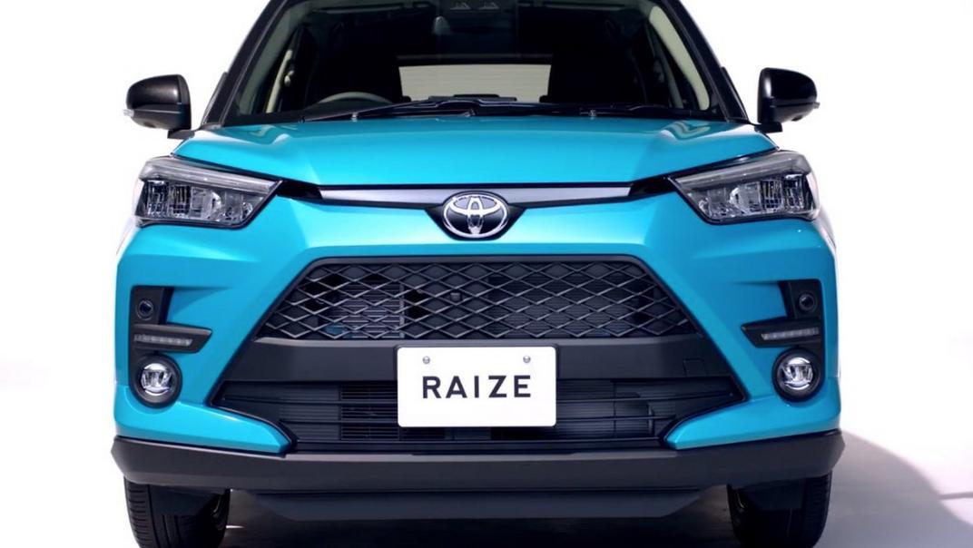 2021 Toyota Raize Exterior 074
