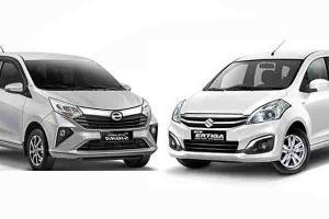 Bingung Pilih Suzuki Ertiga Diesel Hybrid Bekas atau Daihatsu Sigra 1.2 R AT Baru di Budget Rp150 Jutaan? Ini Jawabannya!