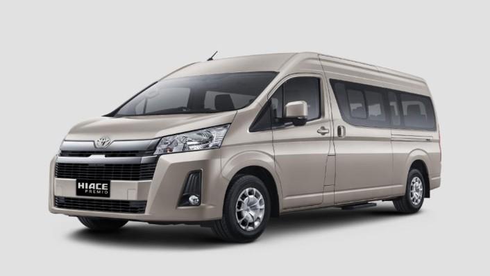 Toyota Hiace 2019 Exterior 001
