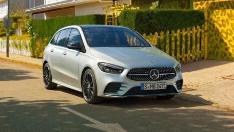 Mercedes-Benz B-Class B 200 Progressive Line Daftar Harga, Gambar, Spesifikasi, Promo, FAQ, Review & Berita di Indonesia | Autofun