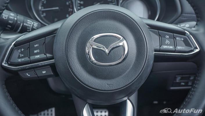 Mazda CX 5 Elite Interior 009