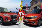 Komparasi Daihatsu Rocky 1.0 Turbo vs Honda Brio RS, Jadi Senjakala Hatchback di Indonesia?