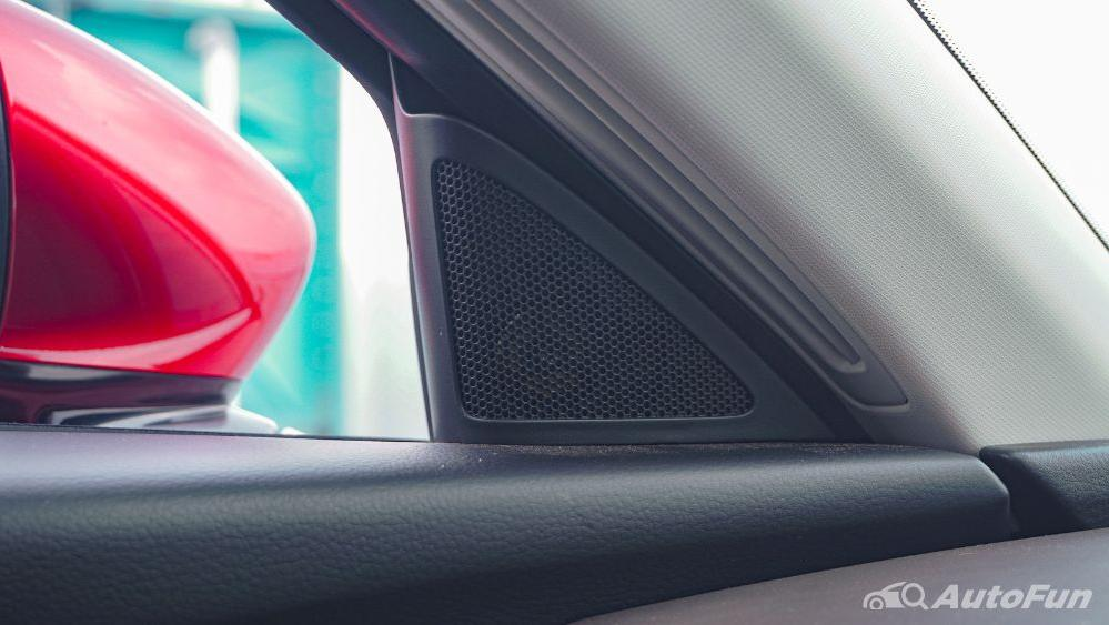 Mazda CX 30 GT Interior 031