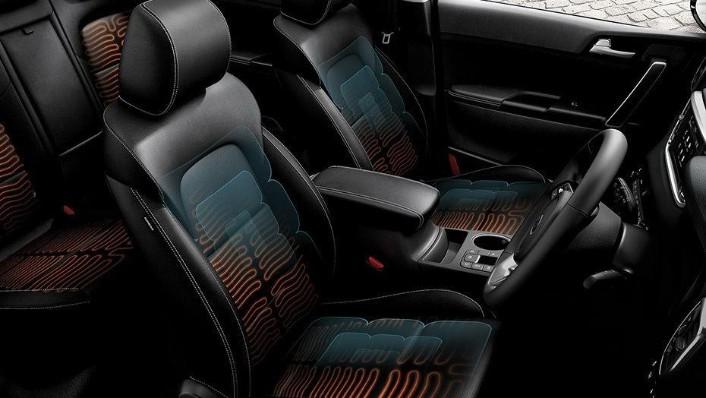 Kia Sportage 2019 Interior 008