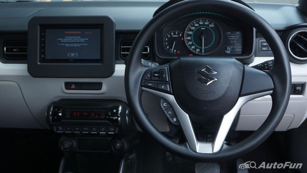 Suzuki Ignis GX AGS Interior 004