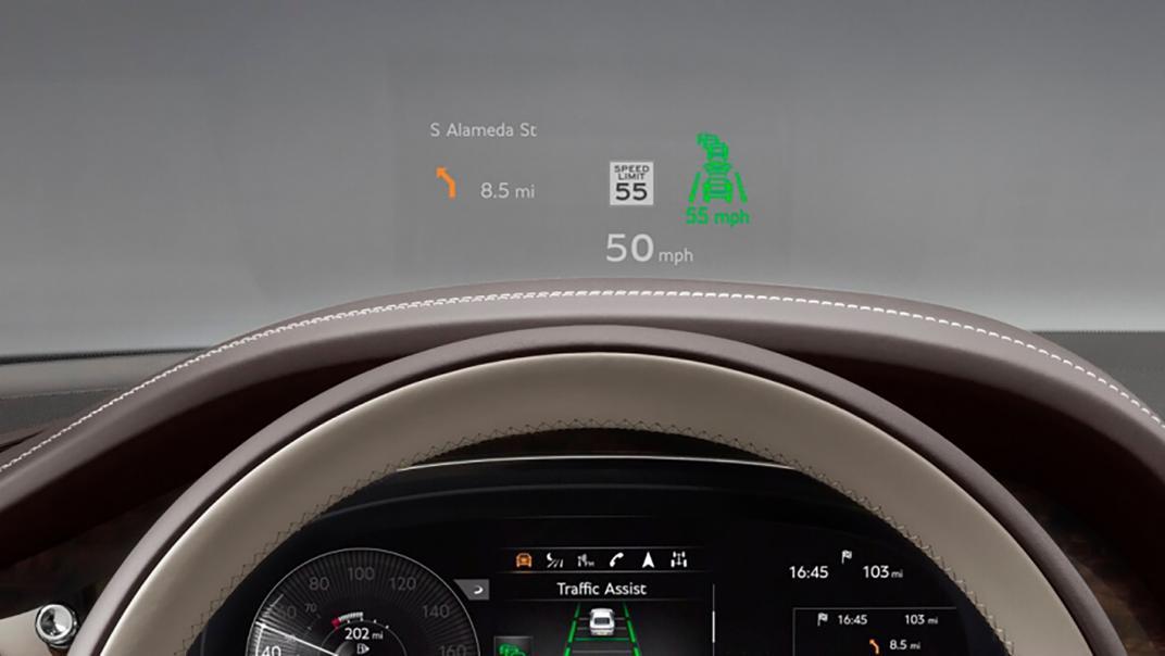 Bentley Bentayga 2019 Interior 007
