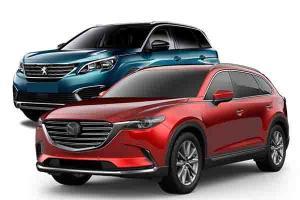 Berikut Pengalaman Berkendara Mazda CX-9 Vs Peugeot 5008 yang Wajib Disimak