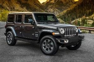Ingin Membeli Jeep Wrangler, Simak Dulu Ruang Kepraktisannya