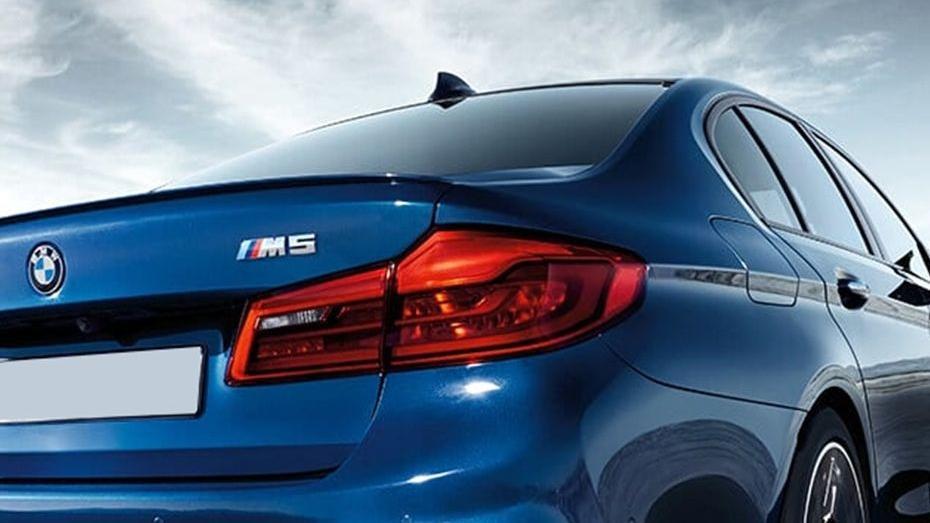 BMW M5 2019 Exterior 012