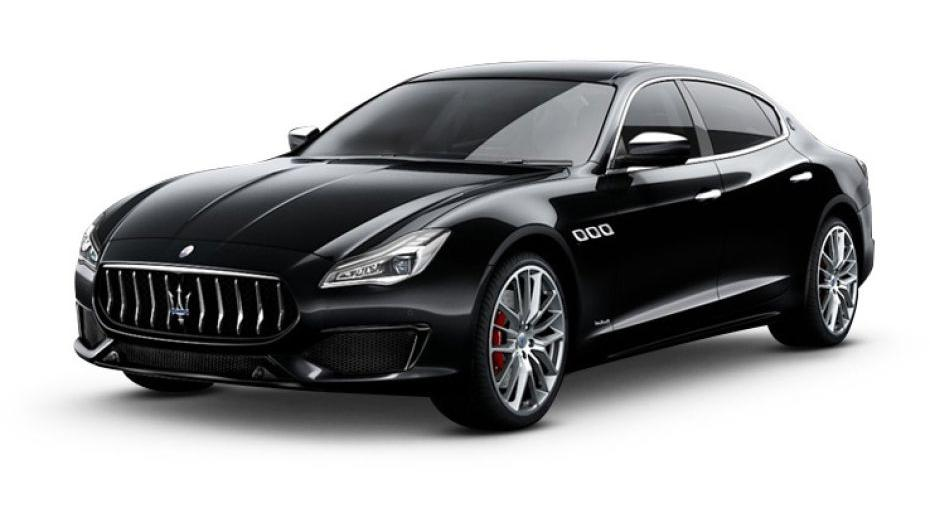 Maserati Quattroporte 2019 Others 007