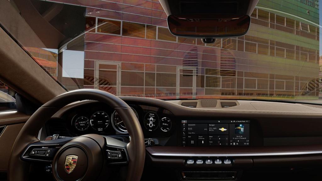 Porsche 911 2019 Interior 033