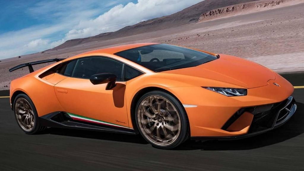 Lamborghini Huracan 2019 Exterior 045
