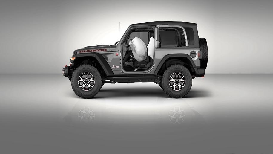 Jeep Wrangler 2019 Exterior 009