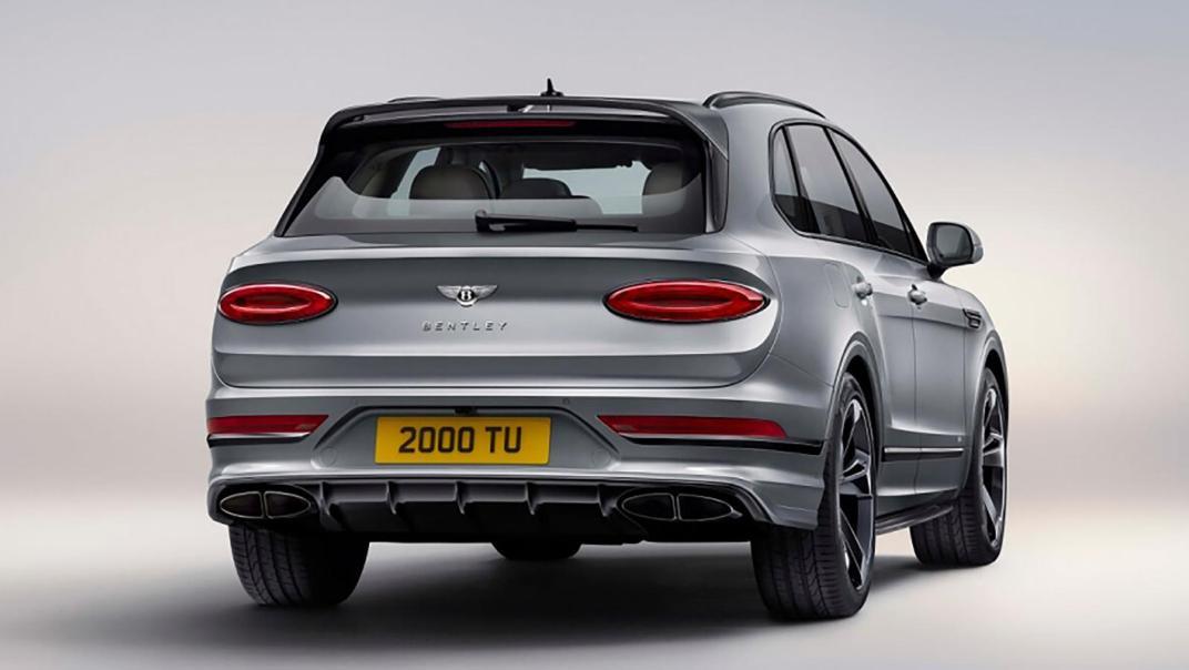 Bentley Bentayga 2019 Exterior 003