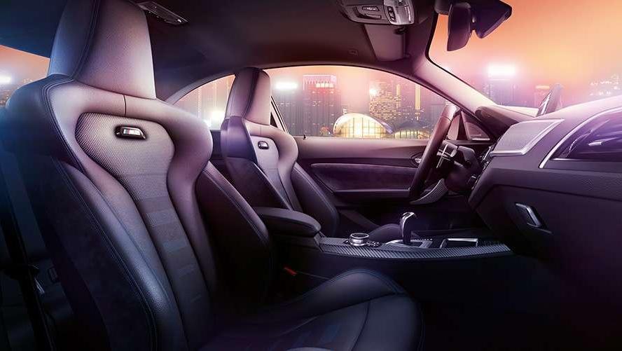 BMW M2 Coupe 2019 Interior 002