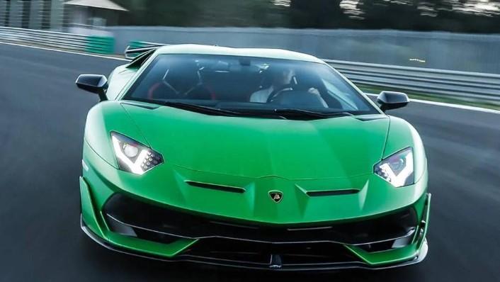 Lamborghini Aventador 2019 Exterior 010