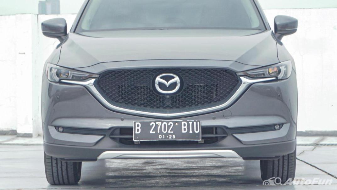 Mazda CX 5 Elite Exterior 010