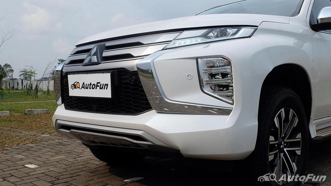 2021 Mitsubishi Pajero Sport Dakar Ultimate 4x4 AT Exterior 010