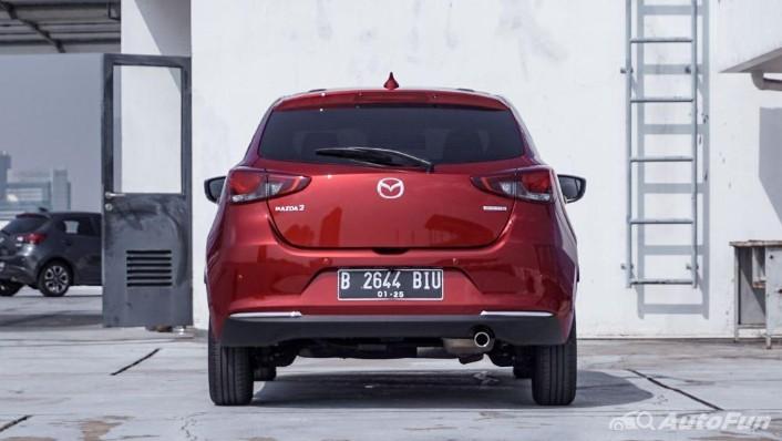 Mazda 2 GT AT Exterior 004