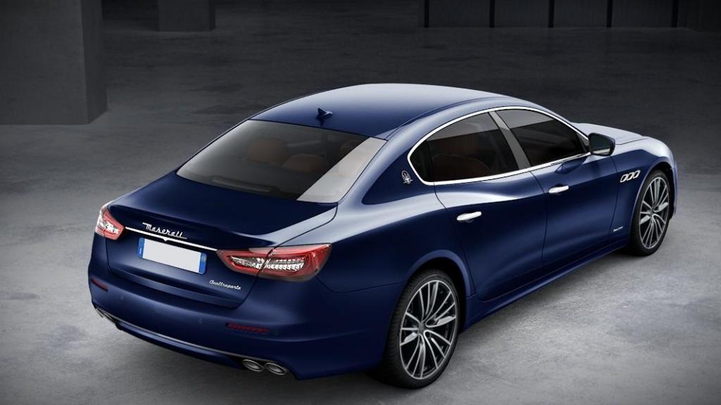 Maserati Quattroporte 2019 Exterior 004