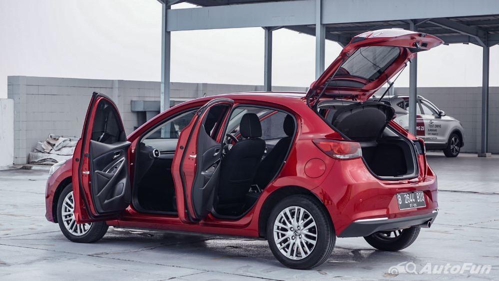 Mazda 2 GT AT Exterior 035